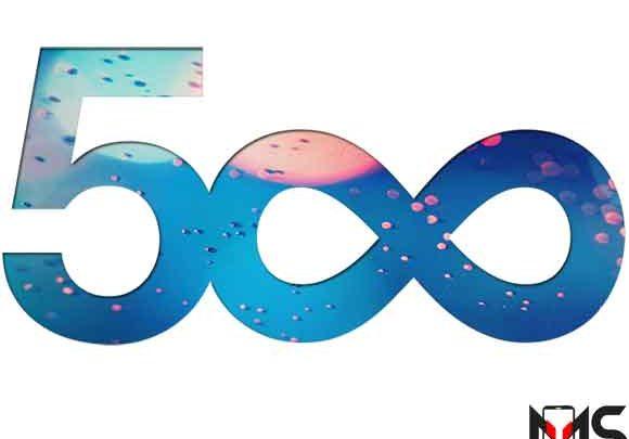 تطبيق500px