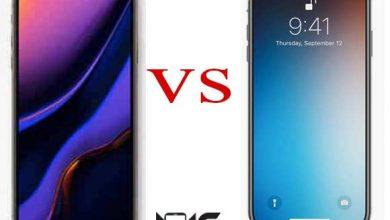 مقارنه بين هاتف iPhone 11 و iPhone 11 برو