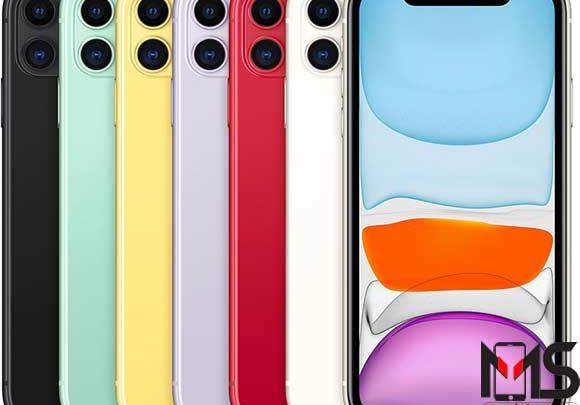 مواصفات وأسعار هاتف iPhone 11