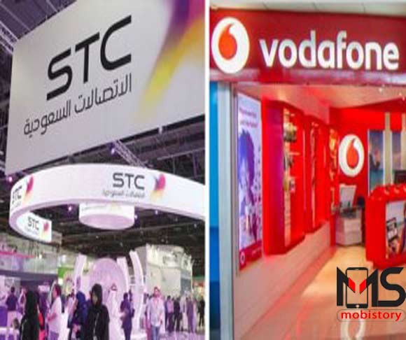 شراء STC السعوديه لفودافون مصر